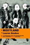 moxyland book cover, by Lauren Beukes