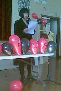 kirstyn mcdermott reading at vampirefest