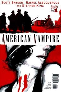 american vampire by stephen king