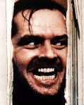 jack nicholson in the shining