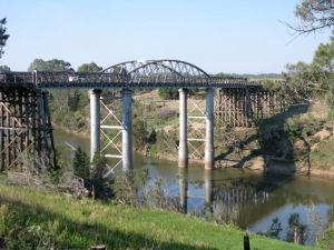 dickabram bridge at miva