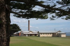 quarantine station, point nepean