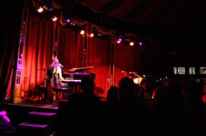 johnette napolitano at the spiegeltent, night 3