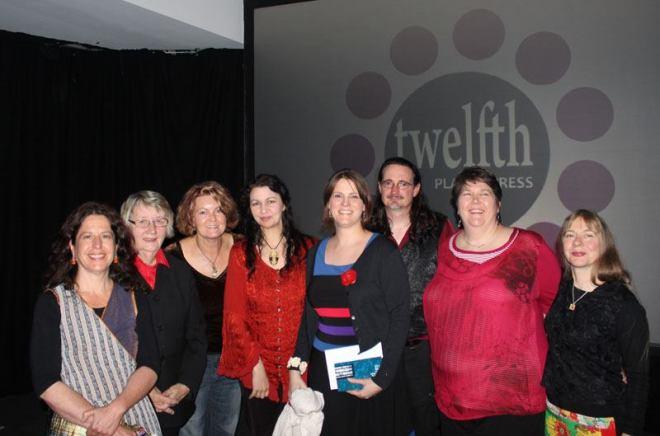 twelfth planet press authors