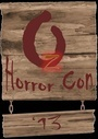 oz horror convention 2013 poster