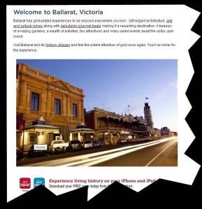 website clipping of ballarat