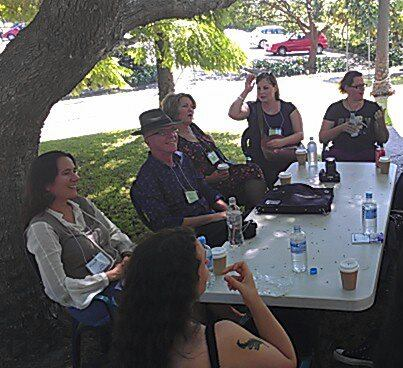 writers gather at nsw writers centre's speculative fiction festival 2013