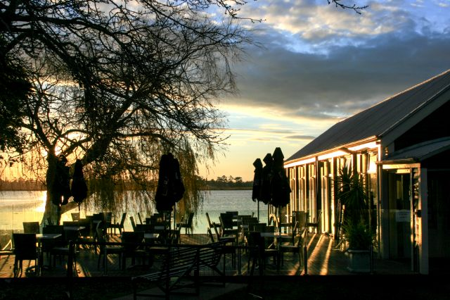 Boathouse Restaurant, Lake Wendouree, Ballarat