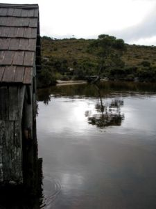 Boat Shed, Dove Lake, Cradle Mountain