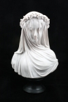 veiled vestal virgin, or bride, copy