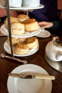 cream or devonshire tea