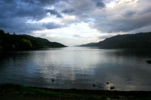 Loch Ness, at Fort Augustus