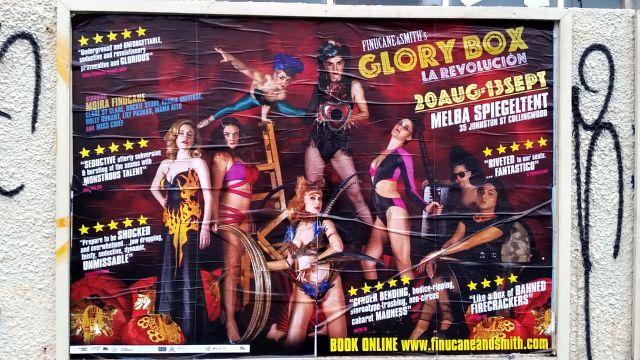 glory box la revolucion