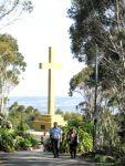 Cross Memorial, Mt Macedon