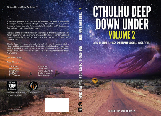 cthulhu deep down under vol 2
